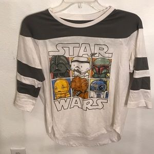 Star Wars t shirt